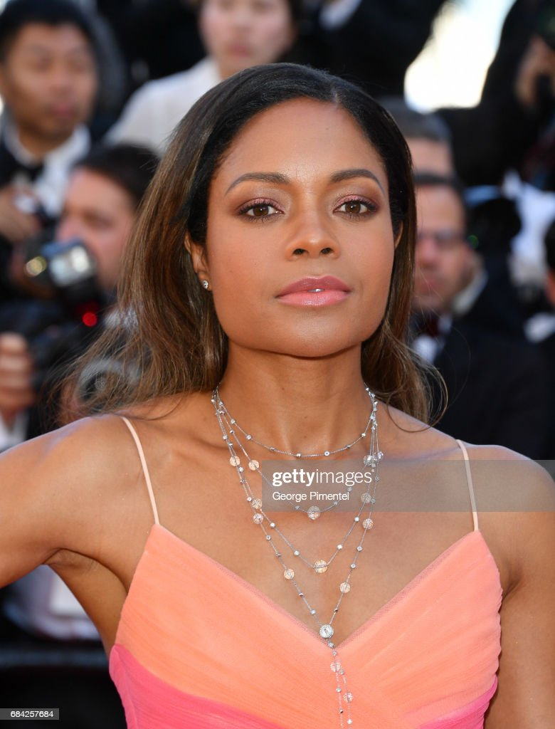 Naomie Harris attends the 'Ismael's Ghosts (Les Fantomes d'Ismael)' screening and Opening Gala during the 70th annual Cannes Film Festival at Palais des Festivals on May 17, 2017 in Cannes, France.