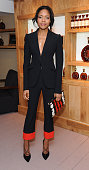 Naomie Harris attends the launch of La Maison Remy Martin members club on November 24 2014 in London England