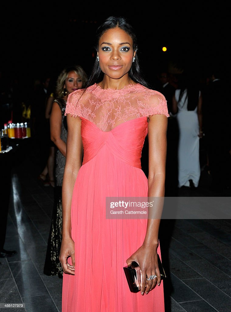<a gi-track='captionPersonalityLinkClicked' href=/galleries/search?phrase=Naomie+Harris&family=editorial&specificpeople=238918 ng-click='$event.stopPropagation()'>Naomie Harris</a> attends the Oxfam Charity Gala during day six of the 10th Annual Dubai International Film Festival held at the Armani Hotel on December 11, 2013 in Dubai, United Arab Emirates.