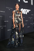 Naomie Harris attends the Spectre' German Premiere on October 28 2015 in Berlin Germany