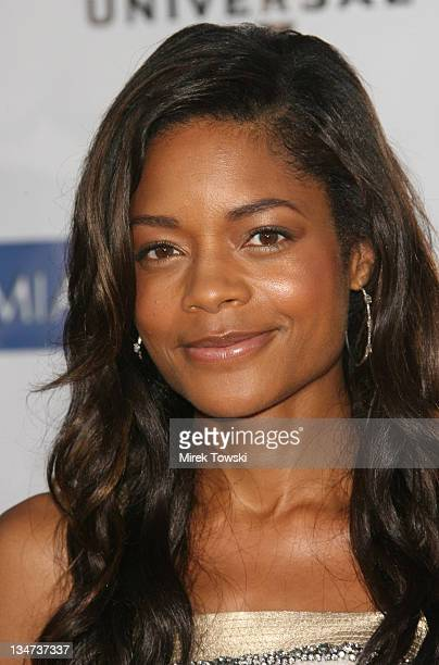 Naomie Harris during 'Miami Vice' Los Angeles World Premiere at Mann Village Theatre in Westwood California United States