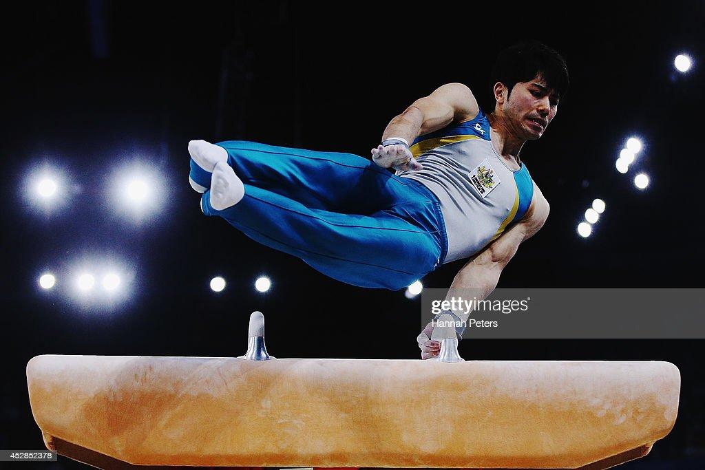 20th Commonwealth Games - Day 5: Artistic Gymnastics