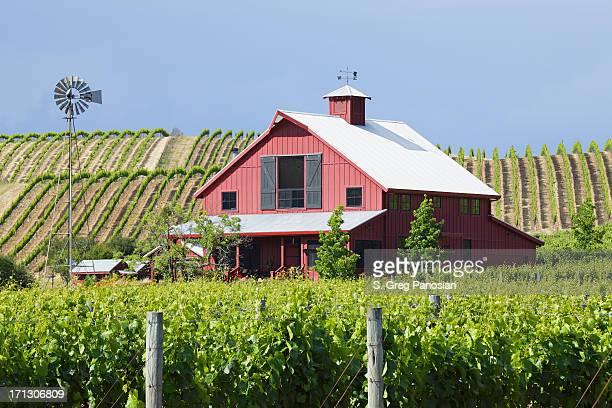 Napa Valley Bauernhaus