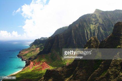 Napali Coast - Kauai, Hawaii