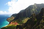 'Napali Coast - Kauai, Hawaii'
