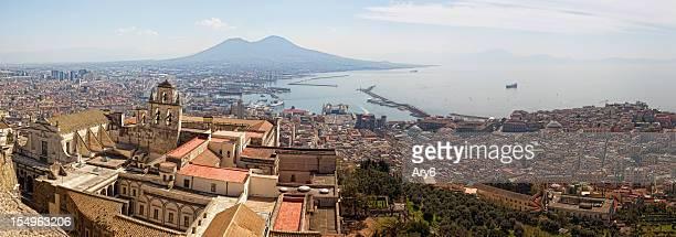 Naples Panoramic ,Italy