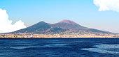Napoli il golfo ed il vesuvio bellissimo