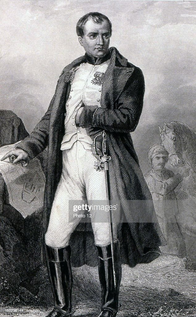 the rise of bonaparte napoleon during the early nineteenth century The first two decades of the nineteenth century witnessed the last and most   napoleon's rise to power in europe in the late 18th century.