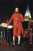 'Napoleon Bonaparte as First Consul of France' 18031804 Napoleon enjoyed a meteoric rise through the ranks of the French Revolutionary army In 1799...