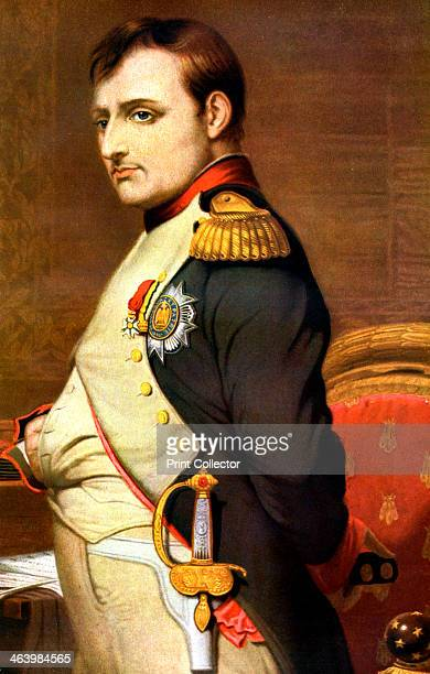 Napoleon Bonaparte French general and Emperor Napoleon enjoyed a meteoric rise through the ranks of the French Revolutionary army In 1799 he led a...