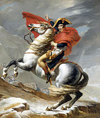 FRA: 15th August 1769 - Birth of French Emperor Napoleon Bonaparte