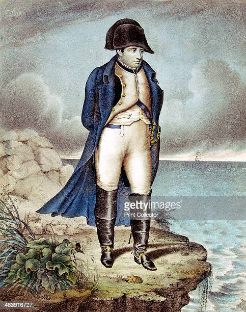 Napoleon I Emperor of France in exile Napoleon enjoyed a meteoric rise through the ranks of the French Revolutionary army In 1799 he led a coup to...