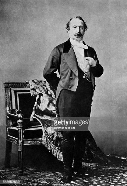 Napoleon III *2004180809011873französischer Präsident 18491852Kaiser der Franzosen 18521870 Porträt undatiert