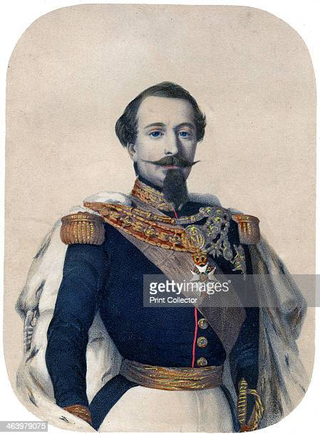 Napoleon III Emperor of France Charles Louis Napoleon Bonaparte was President of the French Second Republic from 1849 until 1852 when he restored the...