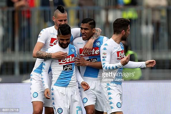 Empoli FC v SSC Napoli - Serie A : News Photo