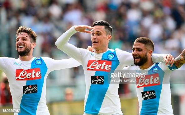 FBL-ITA-SERIEA-TORINO-NAPOLI : News Photo