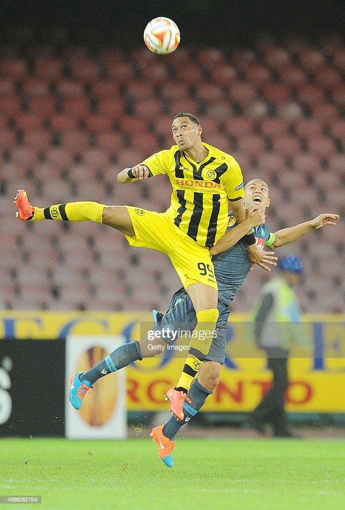 SSC Napoli v BSC Young Boys - UEFA Europa League
