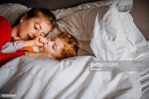 Naptime with Mum