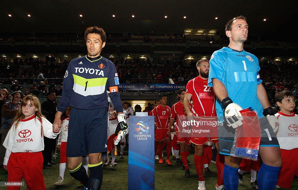 Adelaide v Nagoya Grampus - AFC Asian Champions League