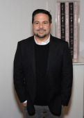 Narciso Rodriguez attends Narciso Rodriguez Bottletop Collection Pepsi US Launch at Sikkema Jenkins And Co Gallery on May 8 2014 in New York City