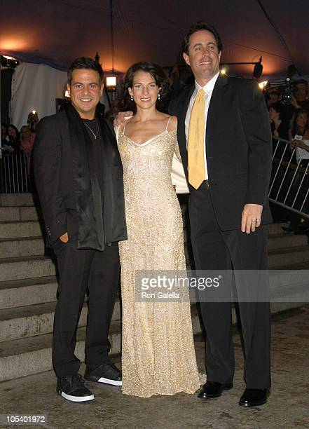 Narciso Rodriguez Jessica Seinfeld and Jerry Seinfeld