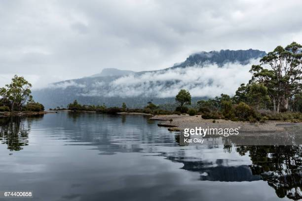 Narcisscus Bay on the Overland Track