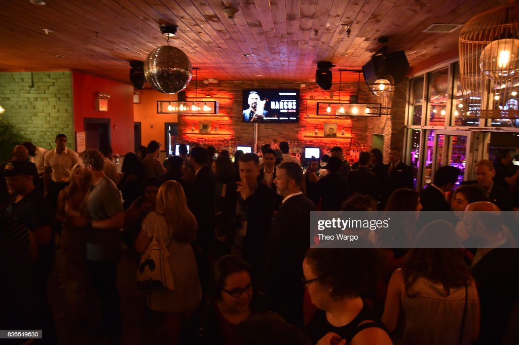 'Narcos' Season 3 New York Screening After party on August 21, 2017 in New York City.