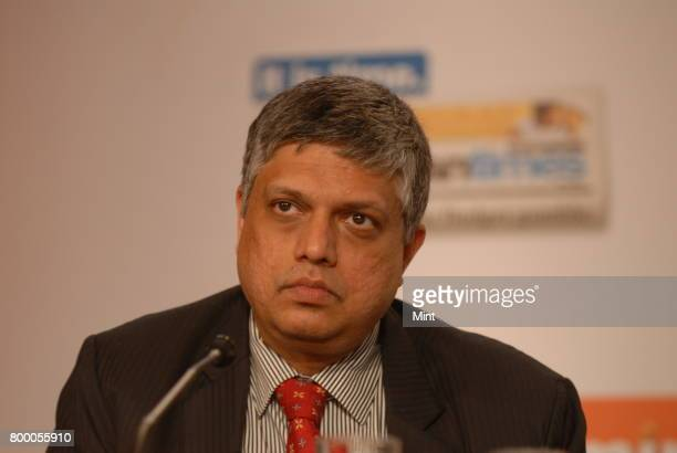 S Naren CIOEquity at ICICI Prudential Asset Management Company during the wealth management debate in Bangalore