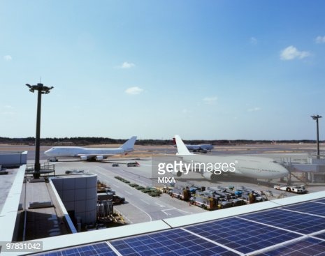 Narita International Airport, Narita, Chiba, Japan