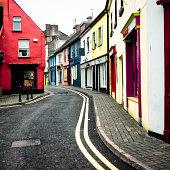 Narrow Kinsale Street