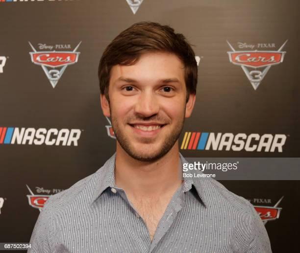 Nascar driver Daniel Suarez attends the Special NASCAR Screening of Disney Pixar's CARS 3 on May 23 2017 in Kannapolis North Carolina
