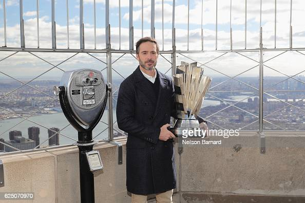 Empire State Building Jimmie Johnson
