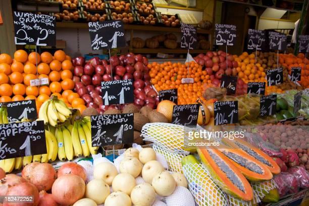 Naschmarkt / market Vienna