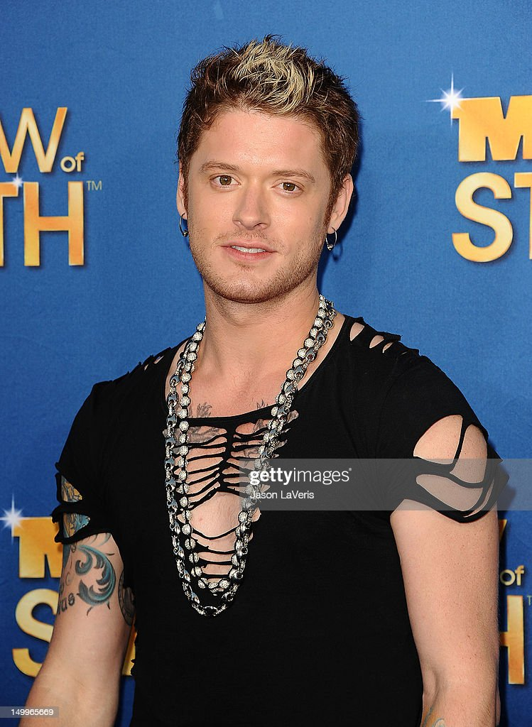 Nash Overstreet of Hot Chelle Rae attends the MDA Labor Day Telethon at CBS Studios on August 7, 2012 in Los Angeles, California.