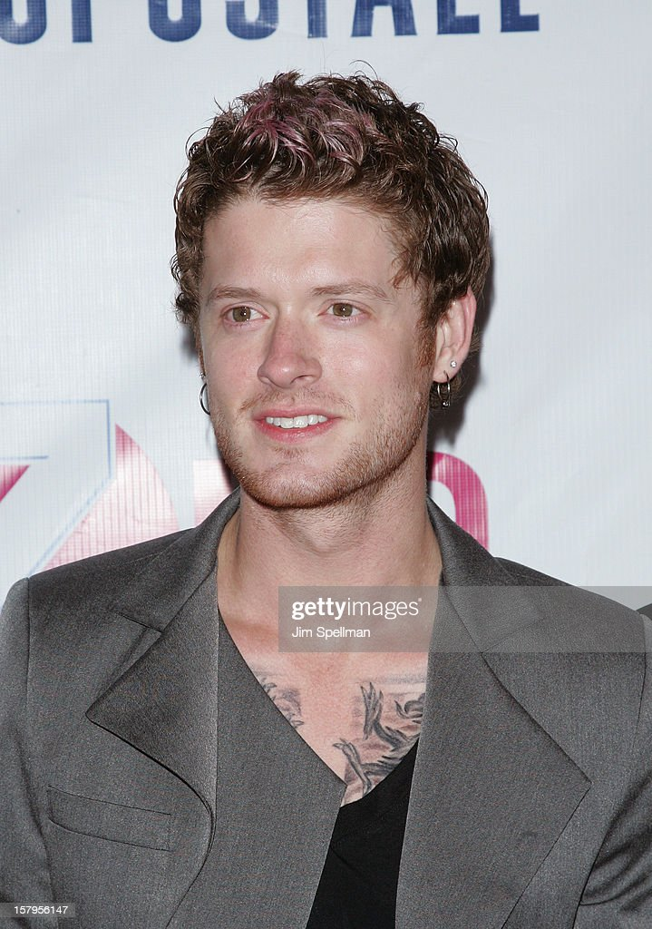 Nash Overstreet of Hot Chelle Rae attends Z100's Jingle Ball 2012, presented by Aeropostale, at Madison Square Garden on December 7, 2012 in New York City.