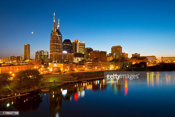 Skyline de Nashville