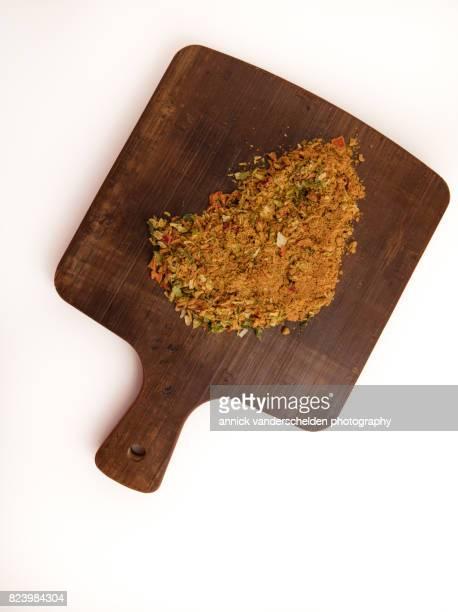 Nasi goreng spice mix.