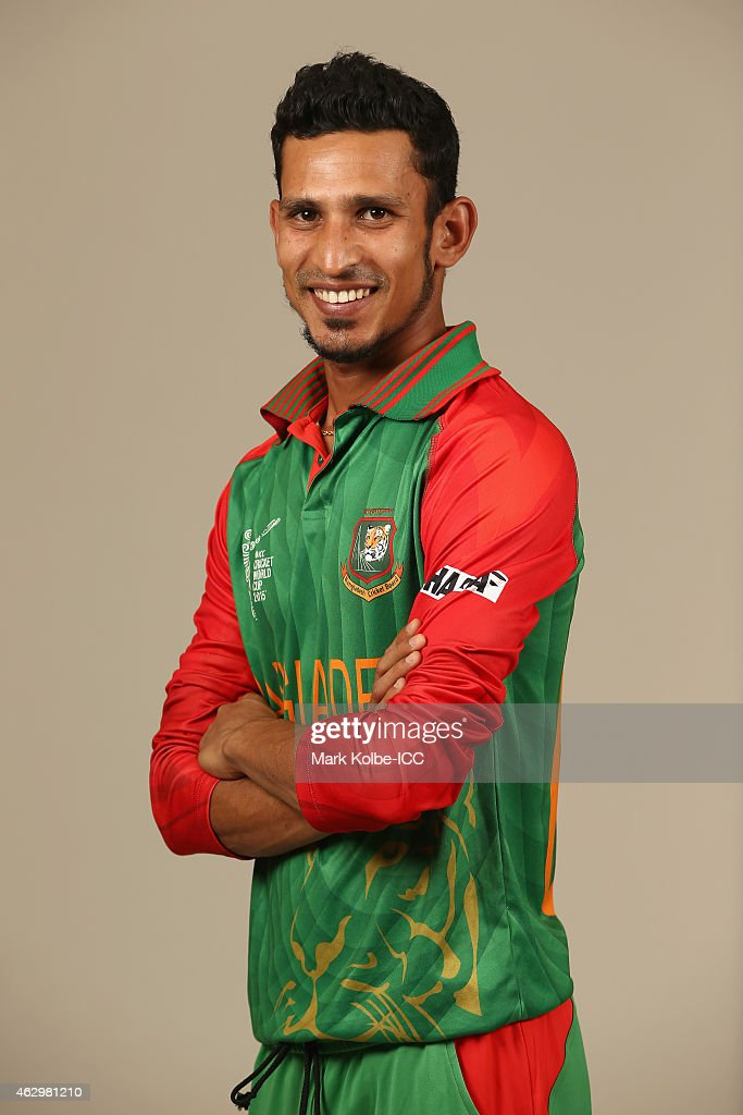 <a gi-track='captionPersonalityLinkClicked' href=/galleries/search?phrase=Nasir+Hossain&family=editorial&specificpeople=4879926 ng-click='$event.stopPropagation()'>Nasir Hossain</a> poses during the Bangladesh 2015 ICC Cricket World Cup Headshots Session at the Sheraton Hotel on February 8, 2015 in Sydney, Australia.