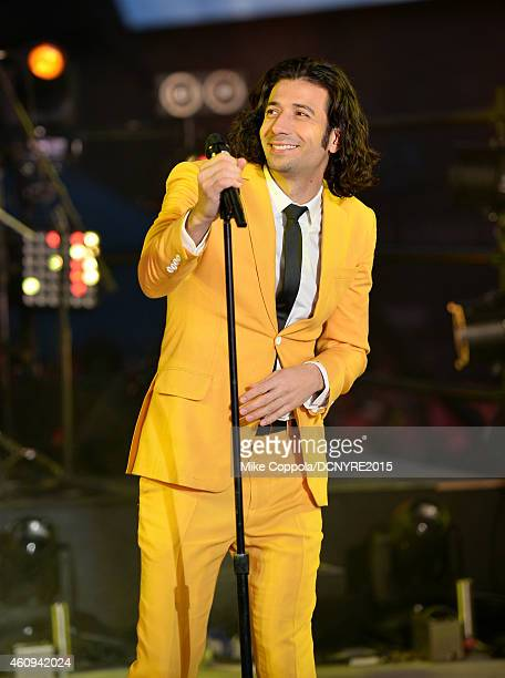 Nasri of Magic performs on stage at Dick Clark's New Year's Rockin' Eve with Ryan Seacrest 2015 on December 31 2014 in New York City