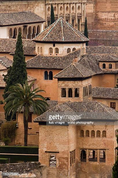 Nasrid palaces