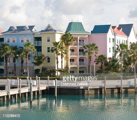 Nassau, Bahamas, Beachfront Homes
