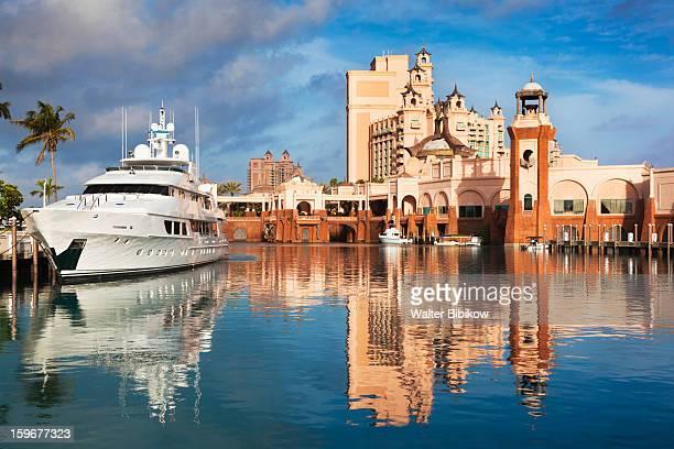 Nassau, Paradise Island, Atlantis Hotel & Casino