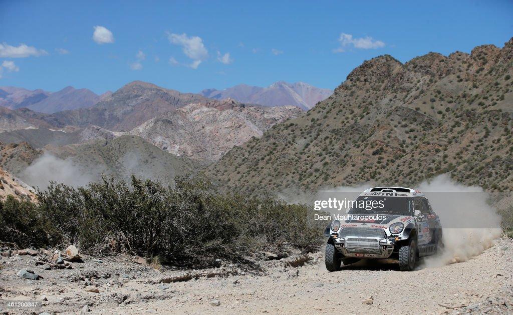 2014 Dakar Rally - Day Three