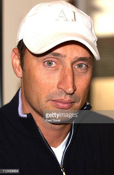 Nasser Hussain during Nasser Hussain Instore Appearance for his Autobiography 'Playing With Fire' at Waterstones October 21 2004 at Waterstones...
