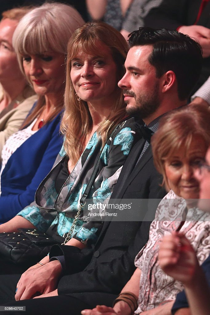 <a gi-track='captionPersonalityLinkClicked' href=/galleries/search?phrase=Nastassja+Kinski&family=editorial&specificpeople=813458 ng-click='$event.stopPropagation()'>Nastassja Kinski</a> and partner attend the 8th show of the television competition 'Let's Dance' on May 6, 2016 in Cologne, Germany.