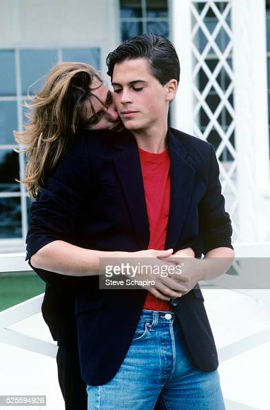 Rob Lowe Young Stock Photos and Pictures | Getty Images