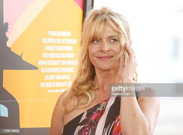 Nastassja Kinski arrives at the 2013 Los Angeles Film Festival 'I'm So Excited' opening night premiere held at Regal Cinemas LA LIVE Stadium 14 on...