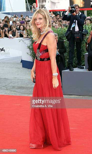 Nastassja Kinski attends the opening ceremony and premiere of 'Everest' during the 72nd Venice Film Festival on September 2 2015 in Venice Italy
