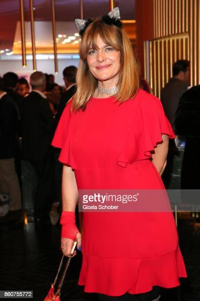 Nastassja Kinski during the grand opening of Roomers IZAKAYA on October 12 2017 in Munich Germany