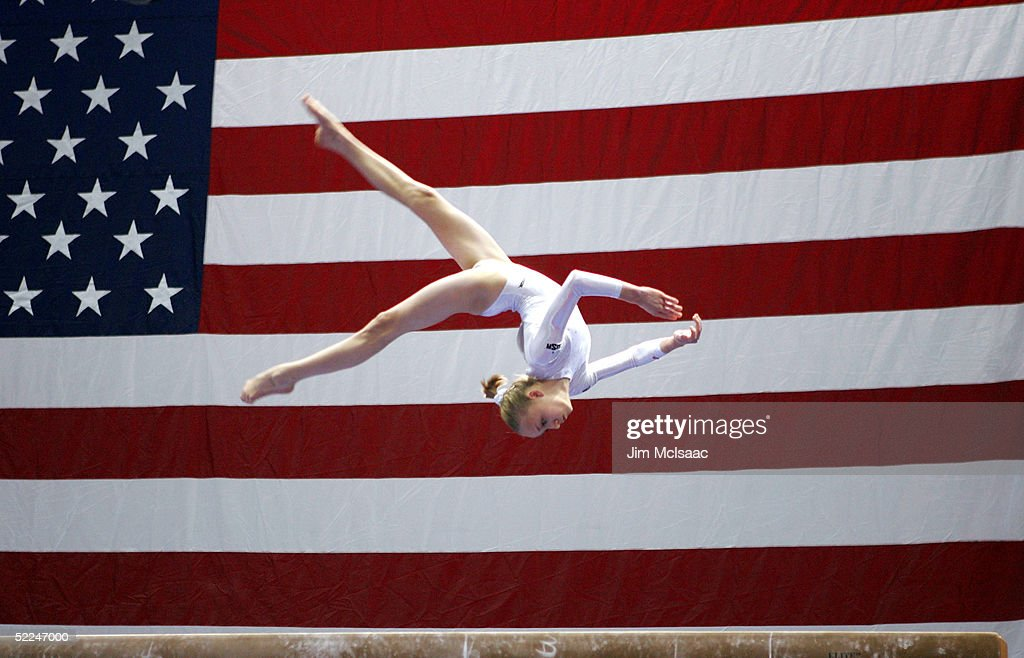 American Cup Gymnastics | Getty Images Nastia Liukin Cup